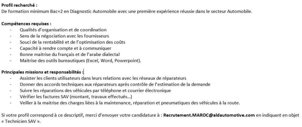 36 offres d u0026 39 emploi en cours dans plusieurs villes