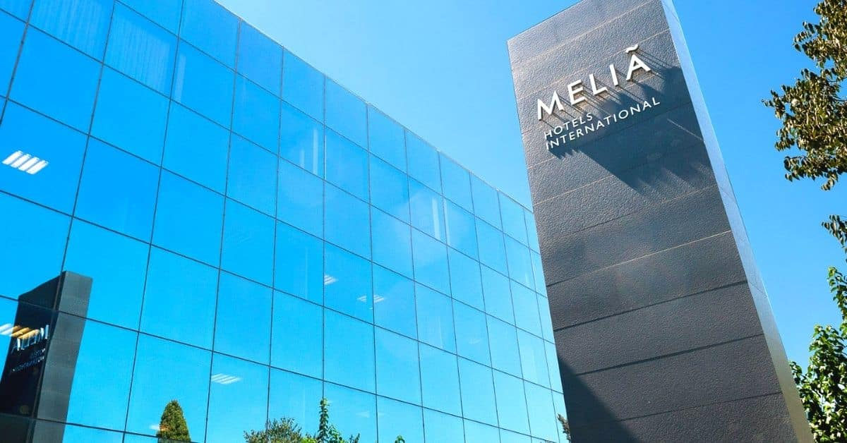 Melia Hotels Emploi Recrutement