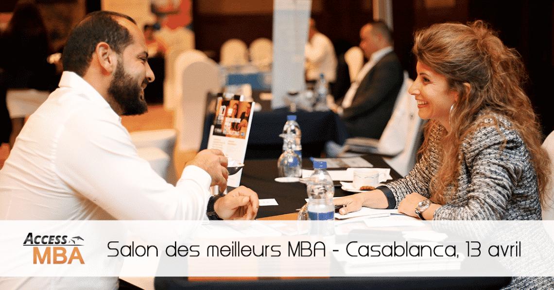 Les salons Access Masters et Access MBA reviennent à Casablanca