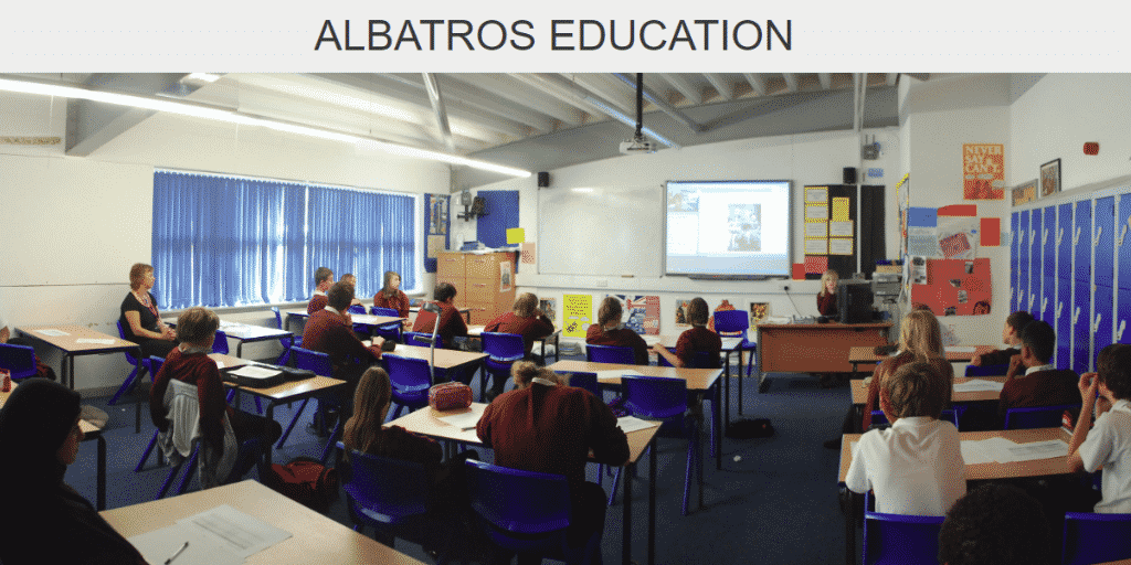 Albatros Education recrute - Dreamjob.ma