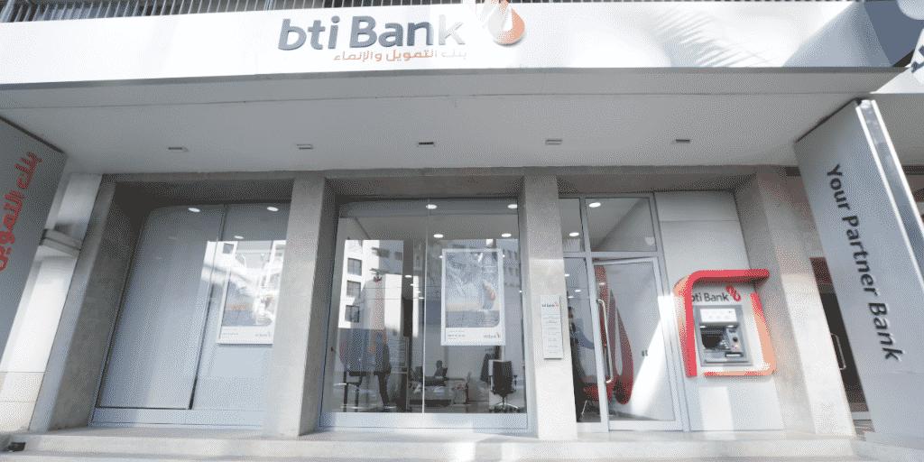 BTI Bank recrute - Dreamjob.ma