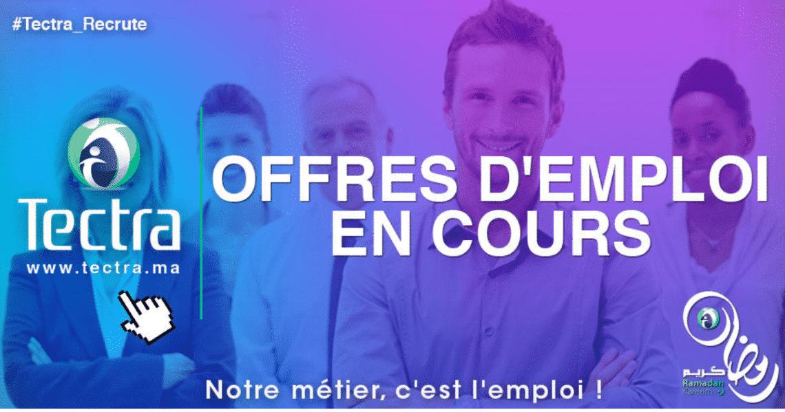 Tectra Emploi Recrutement - Dreamjob.ma