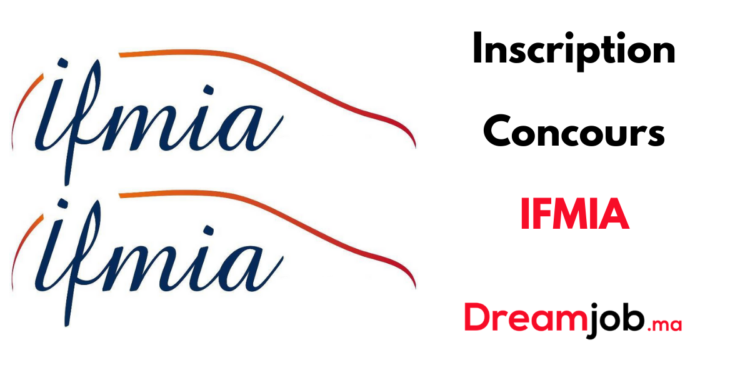 Inscription Concours IFMIA