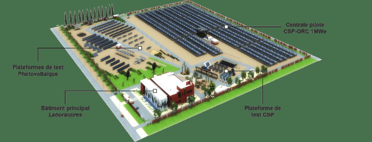 map Green Energy Park offre des Stages dans Plusieurs Domaines