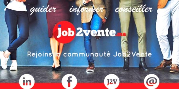 Job2vente Emploi Recrutement
