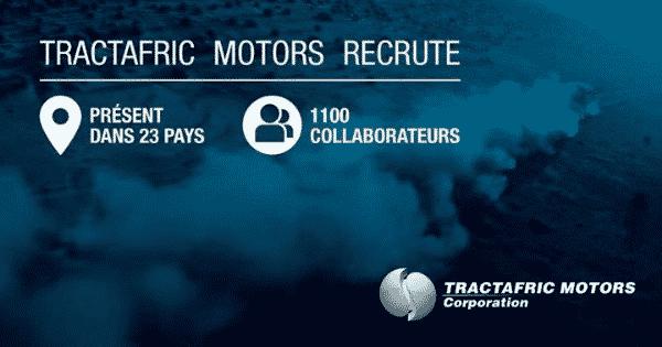 Tractafric Emploi Recrutement - Dreamjob.ma
