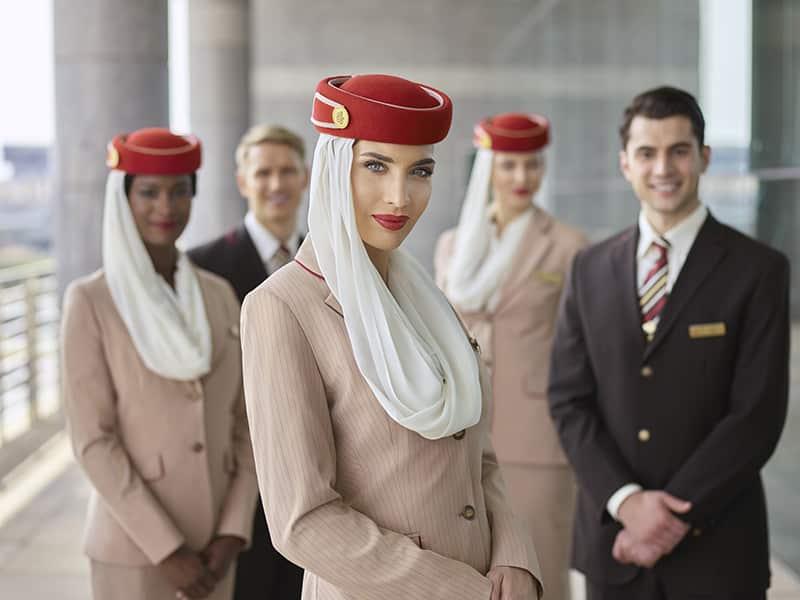 Cabin Crew Photo1 Journées de Recrutement Emirates à Casablanca et Tanger