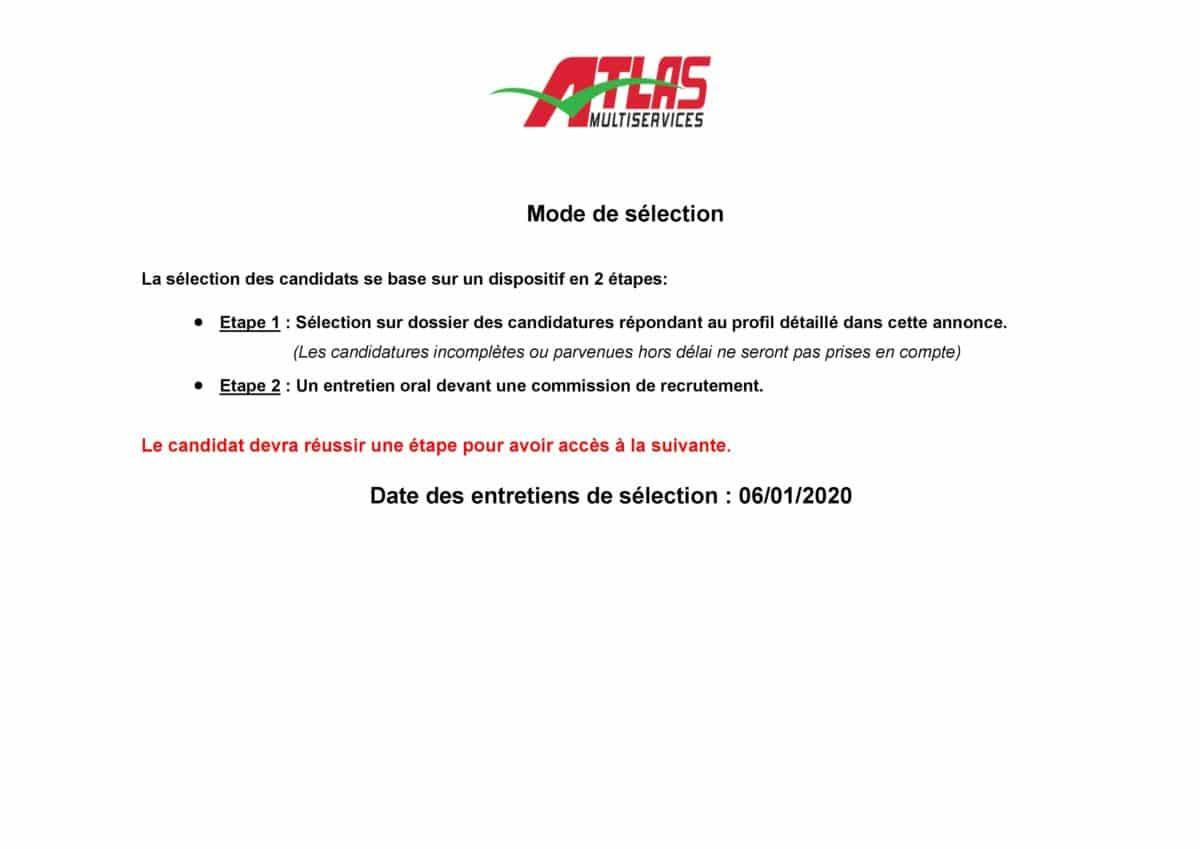 0002 2 Atlas Multiservices recrute des Coursiers