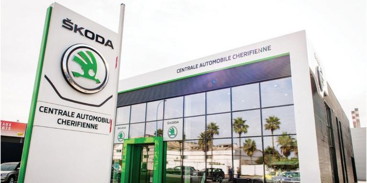 Centrale Automobile Chérifienne Emploi Recrutement