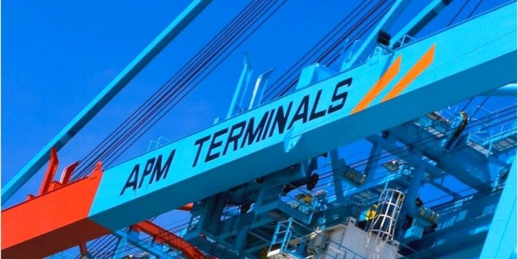 APM Terminals Emploi Recrutement