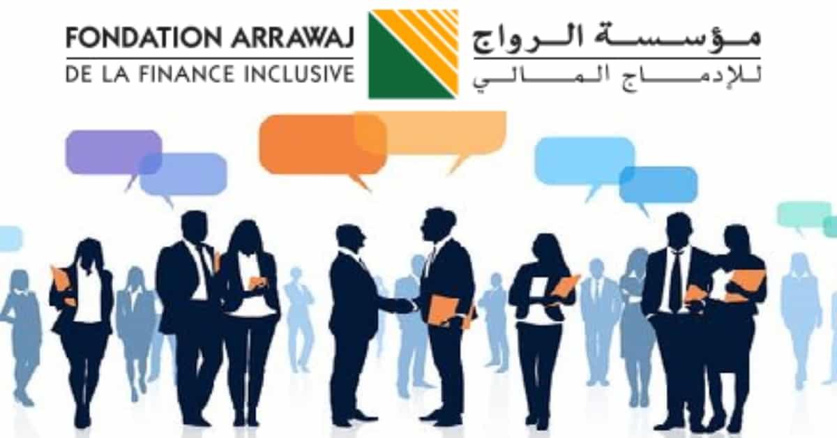 Fondation Arrawaj Emploi Recrutement