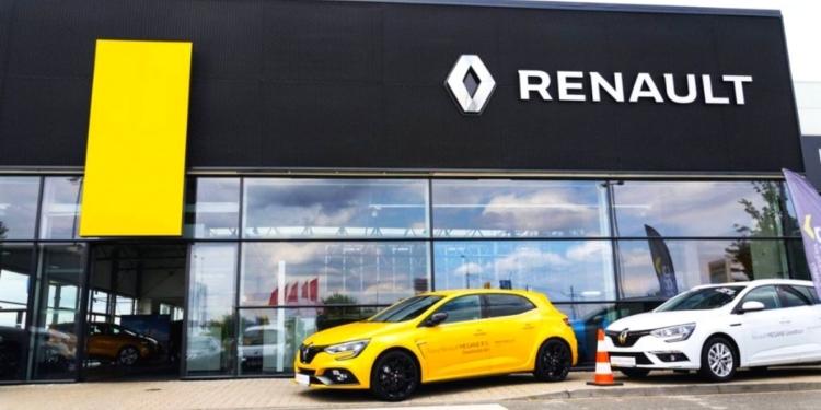 Groupe Renault Emploi Recrutement