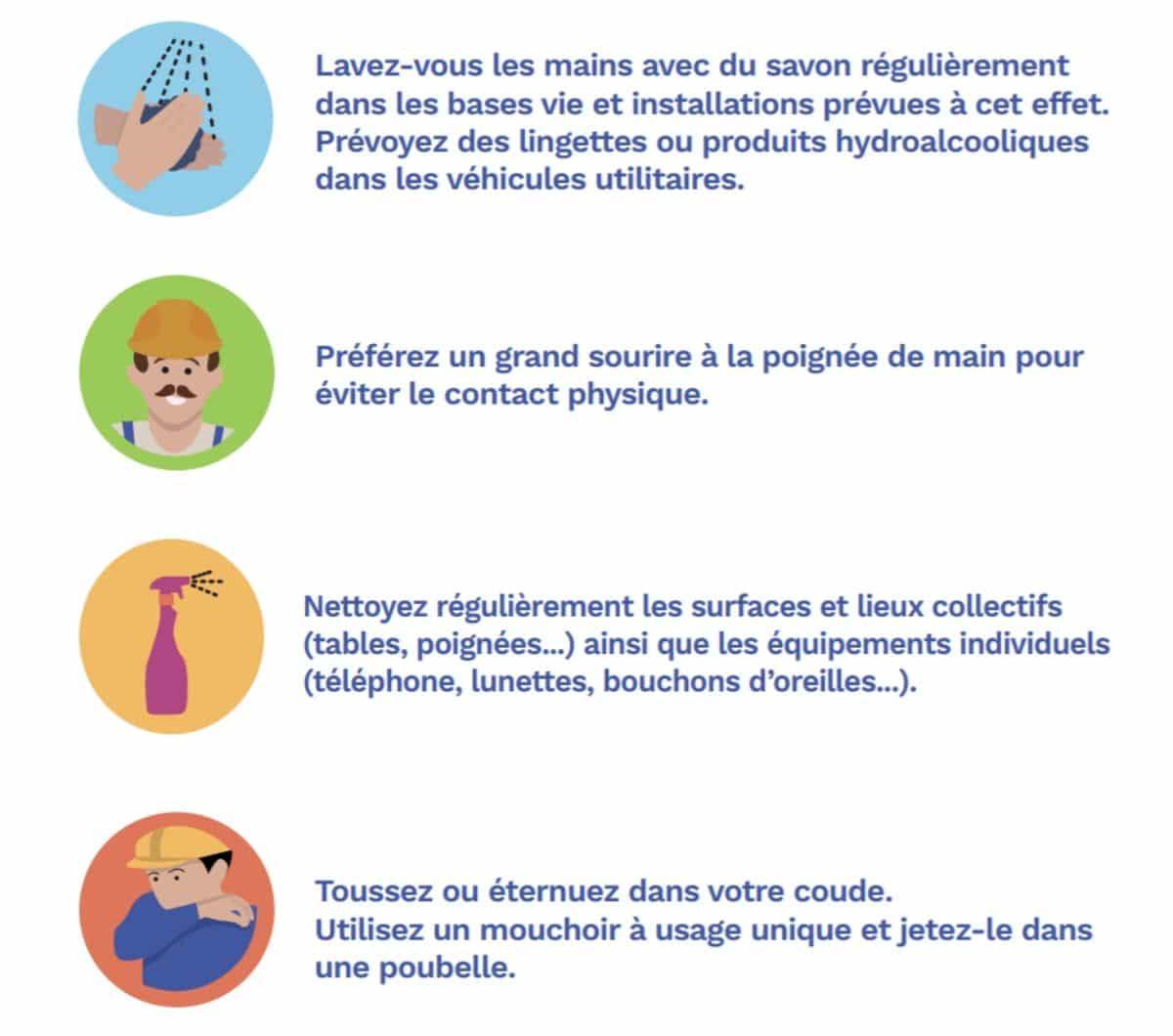 Coronavirus Infos pratiques et mesures à prendre en entreprise - Dreamjob.ma