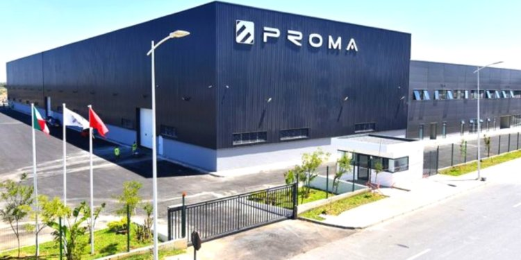 Proma Industries Emploi Recrutement