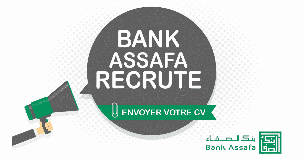 Bank Assafa Emploi Recrutement