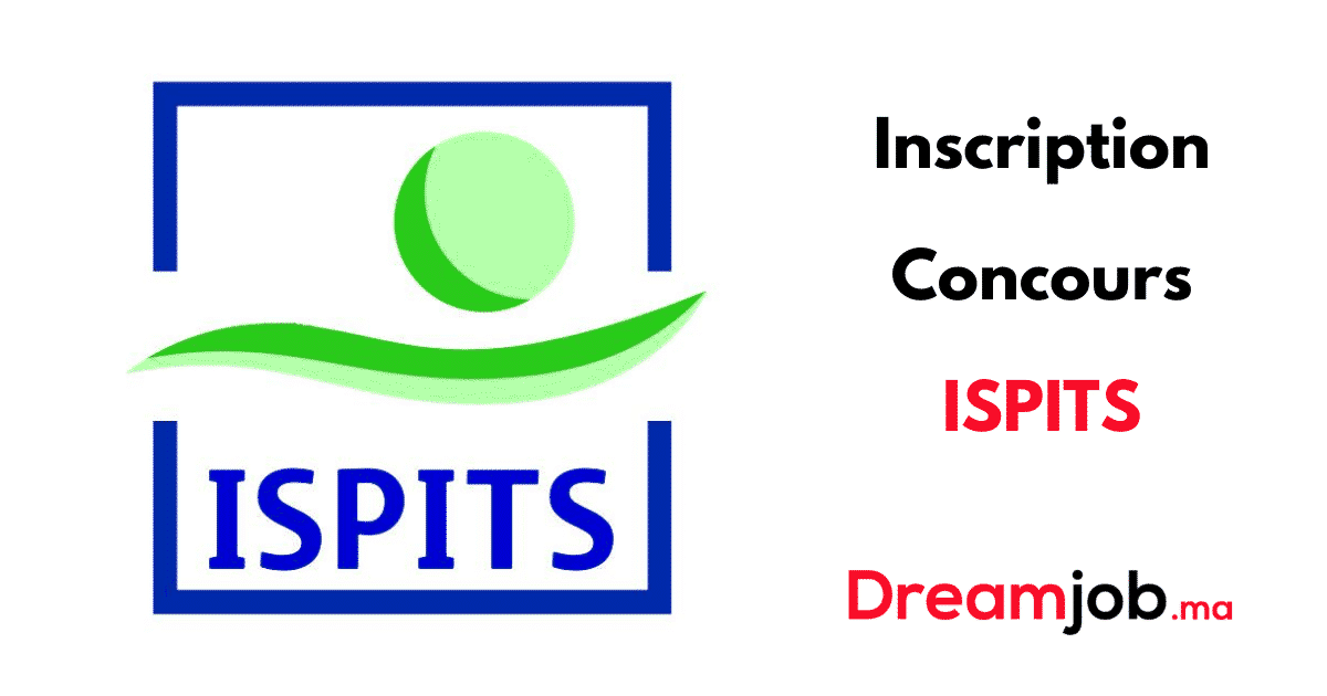 Inscription Concours ISPITS