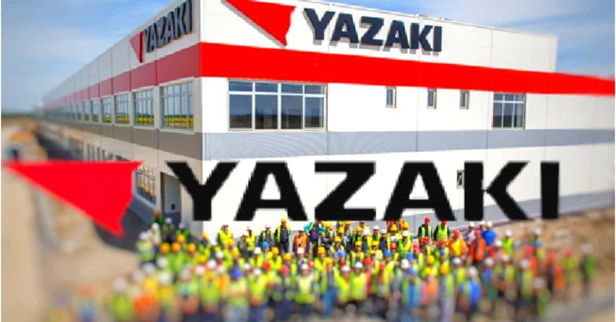 Yazaki Emploi Recrutement