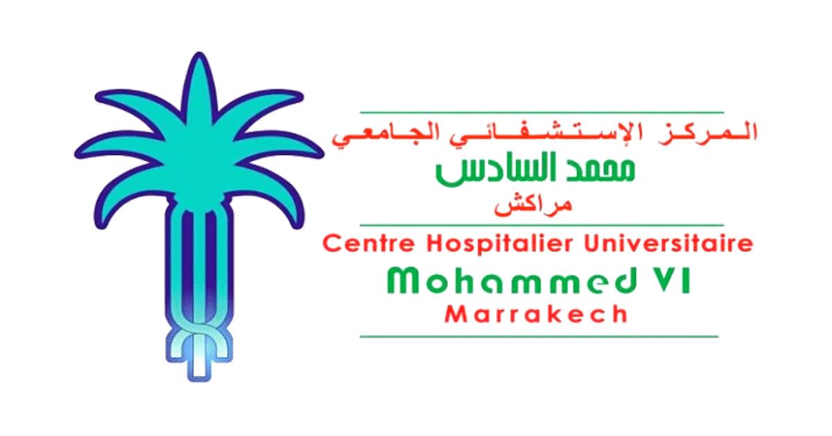CHU Mohammed VI Marrakech Concours Emploi Recrutement