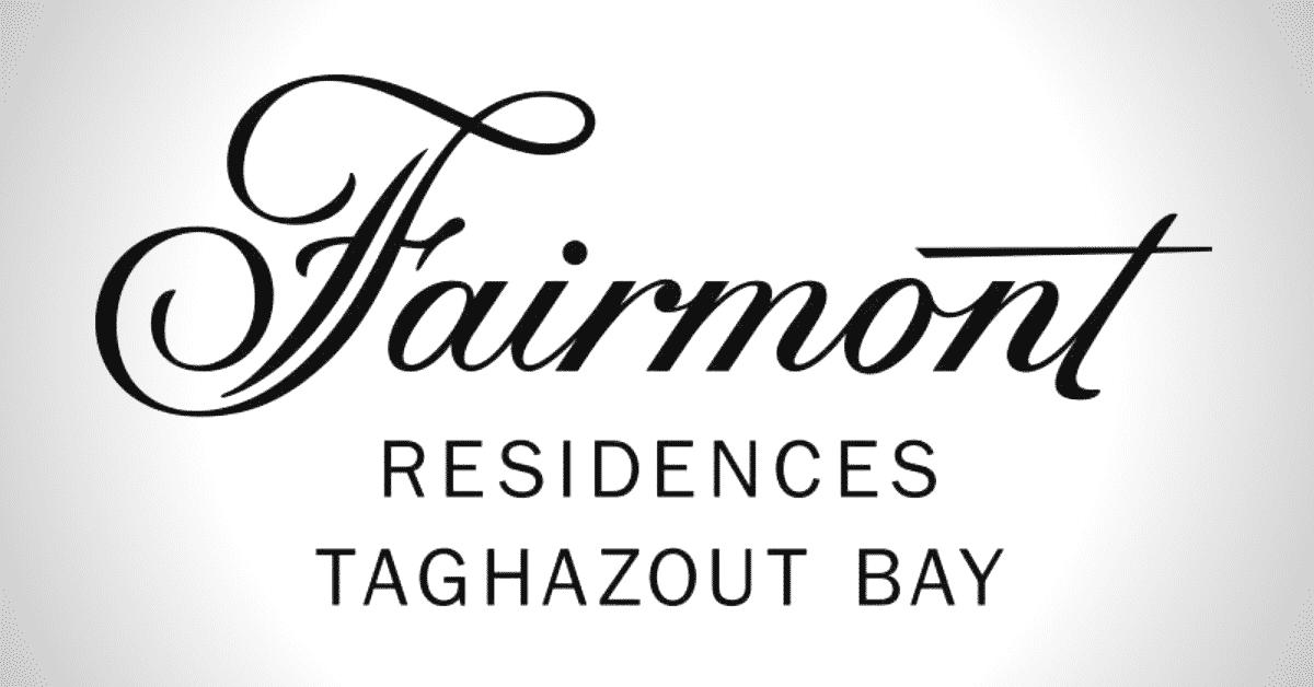 Fairmont Taghazout Bay Emploi Recrutement