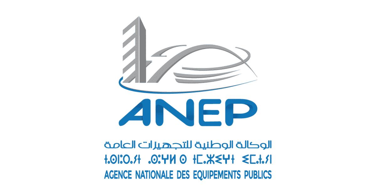 Agence Nationale des Equipements Publics ANEP Concours Emploi Recrutement