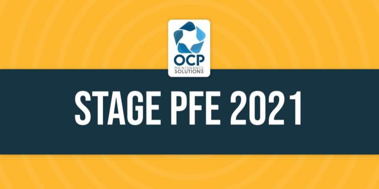OCP Maintenance Solutions Stage PFE