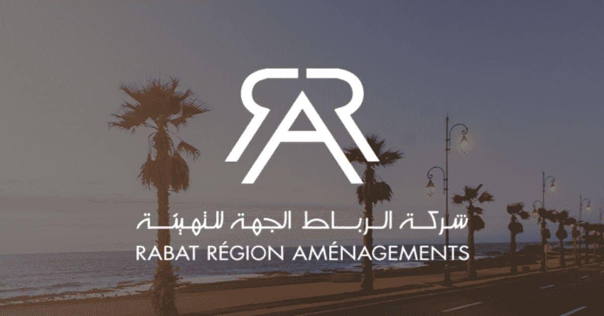 Rabat Région Aménagements Concours Emploi Recrutement