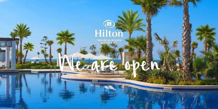 Hilton Tanger Al Houara Emploi Recrutement