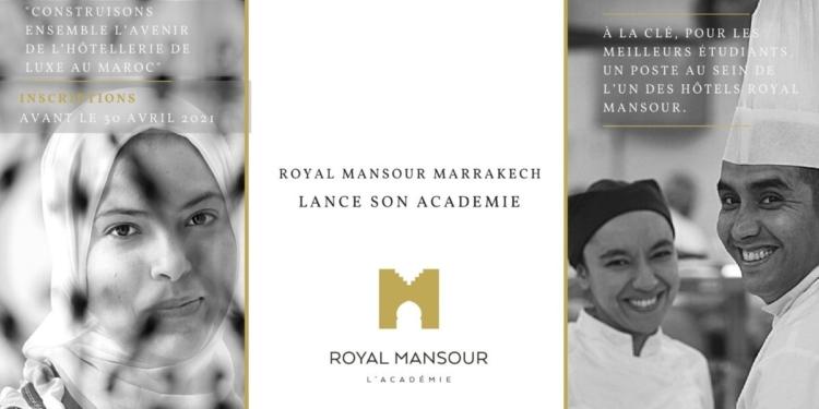 Royal Mansour Marrakech Académie
