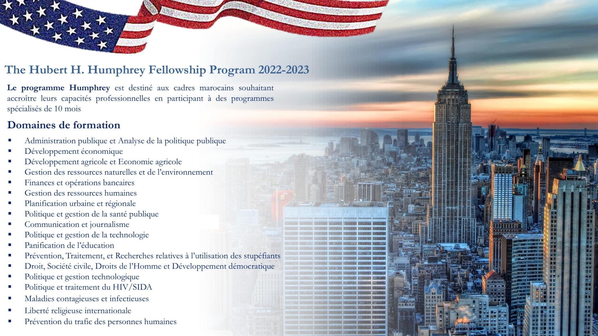 USA2 1 scaled The Hubert H. Humphrey Fellowship Program 2022/2023