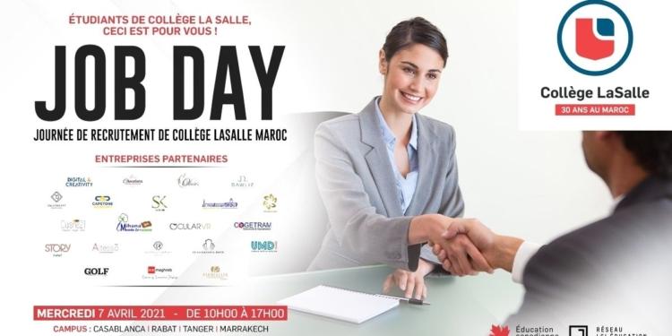 Collège LaSalle Journée Recrutement