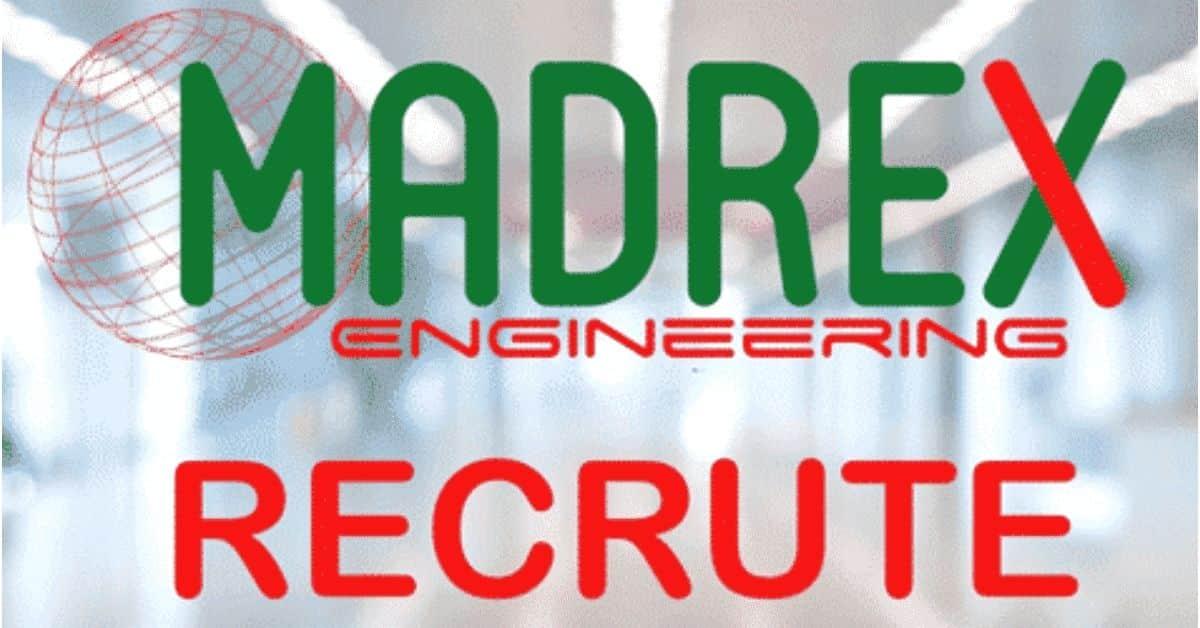 Madrex Emploi Recrutement