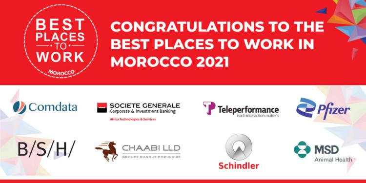 Meilleurs Employeurs au Maroc en 2021