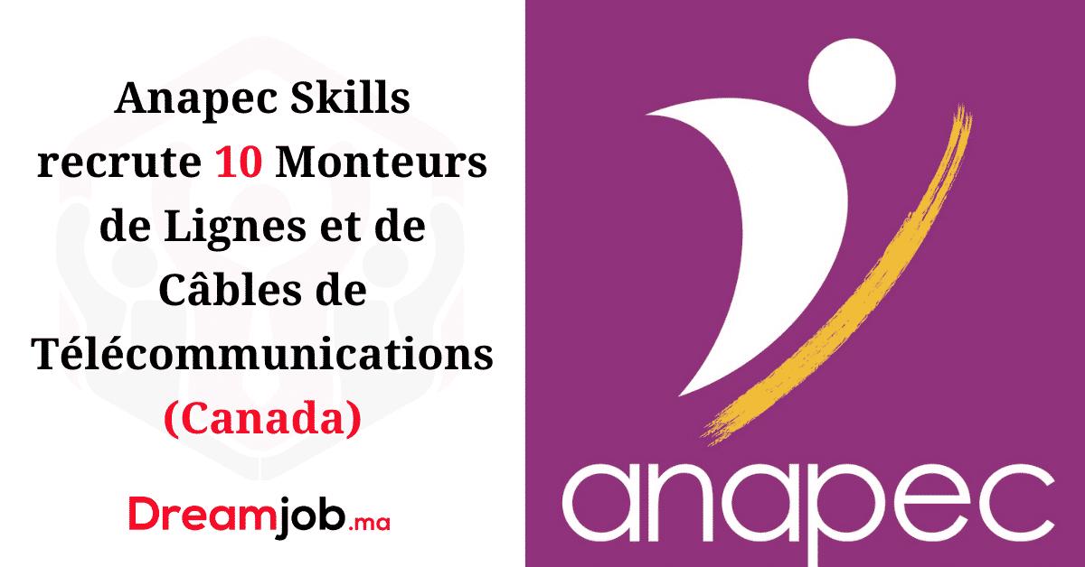 Anapec Recrutement Canada