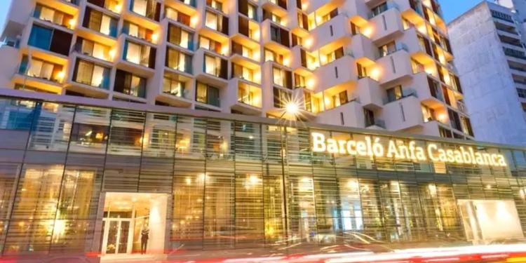 Barceló Anfa Casablanca Hôtel Emploi Recrutement