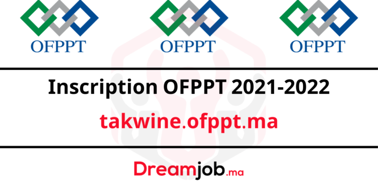 Inscription OFPPT takwine.ofppt.ma