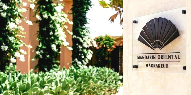 Mandarin Oriental Marrakech Emploi Recrutement