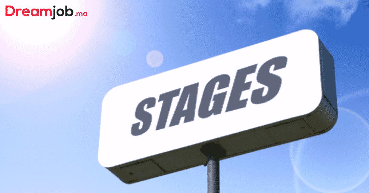 Offres de Stages