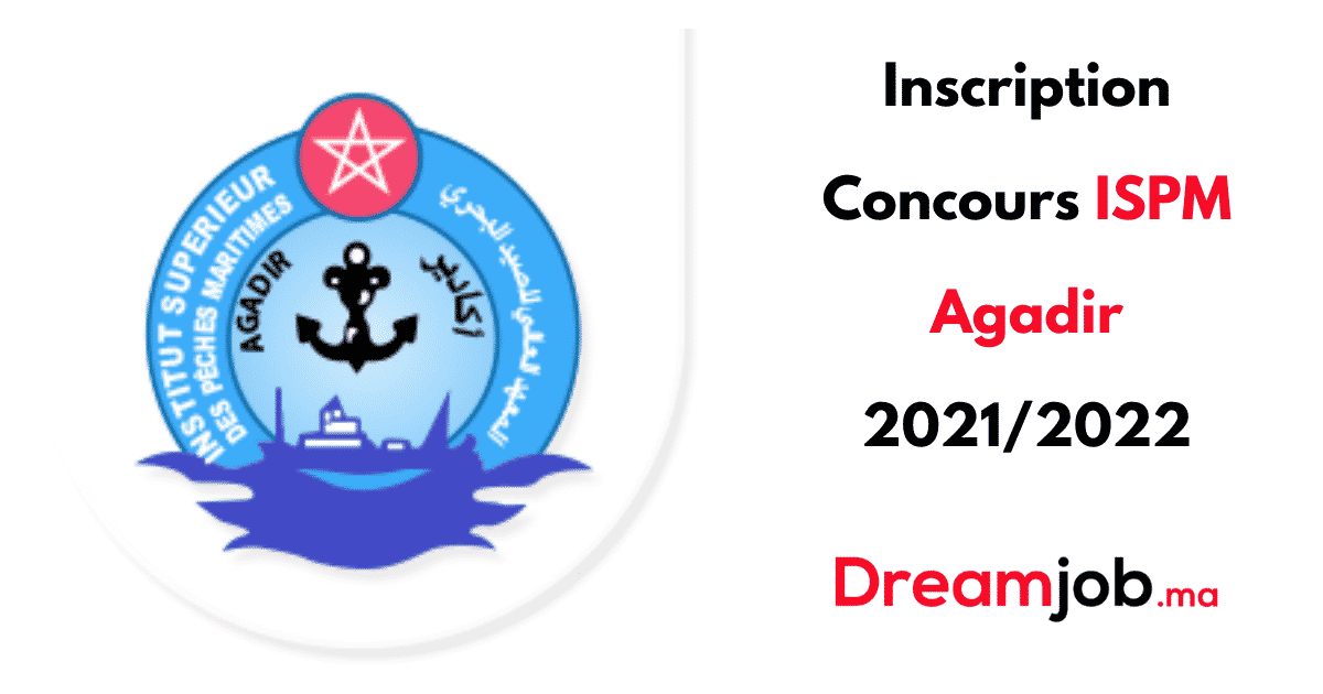 Inscription Concours ISPM Agadir