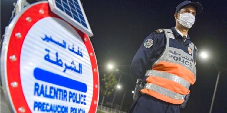 Police Maroc
