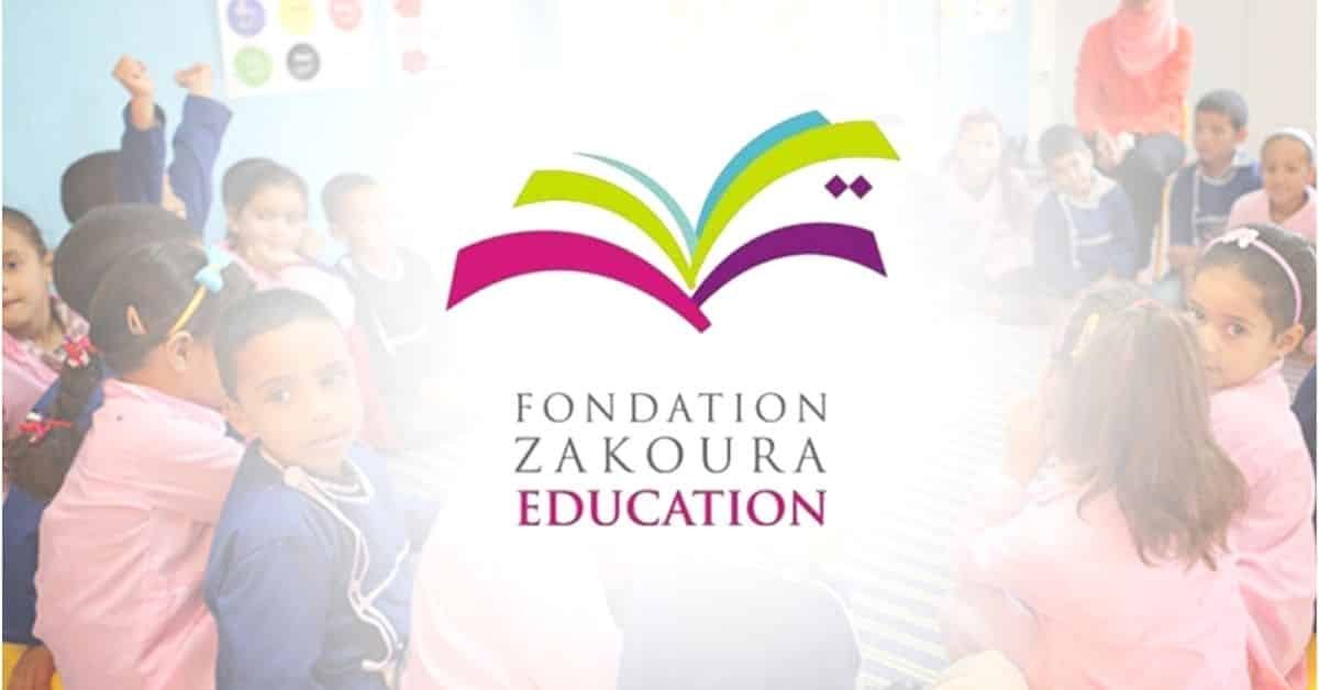 Fondation Zakoura Emploi Recrutement