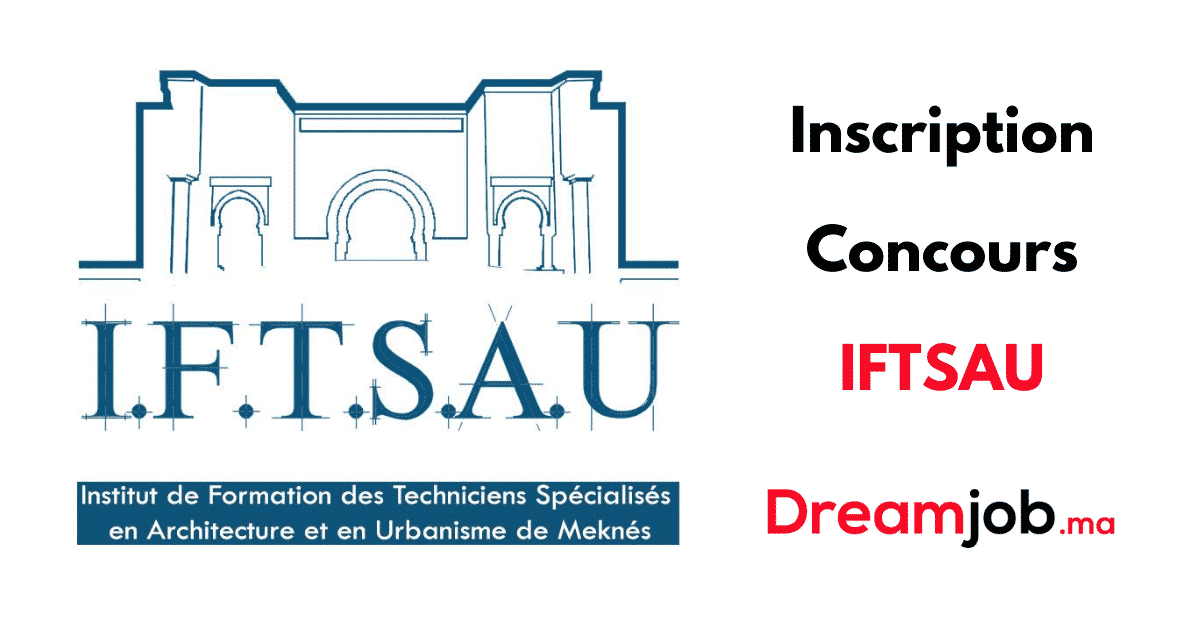 Inscription Concours IFTSAU
