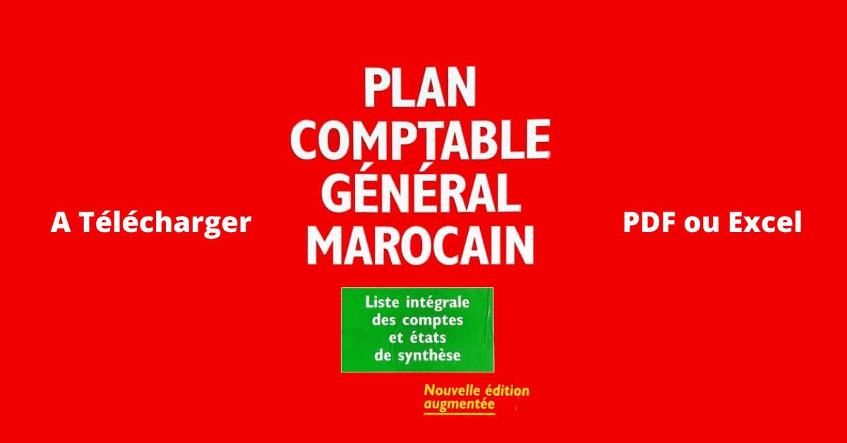 Télécharger Plan Comptable Marocain PDF Excel