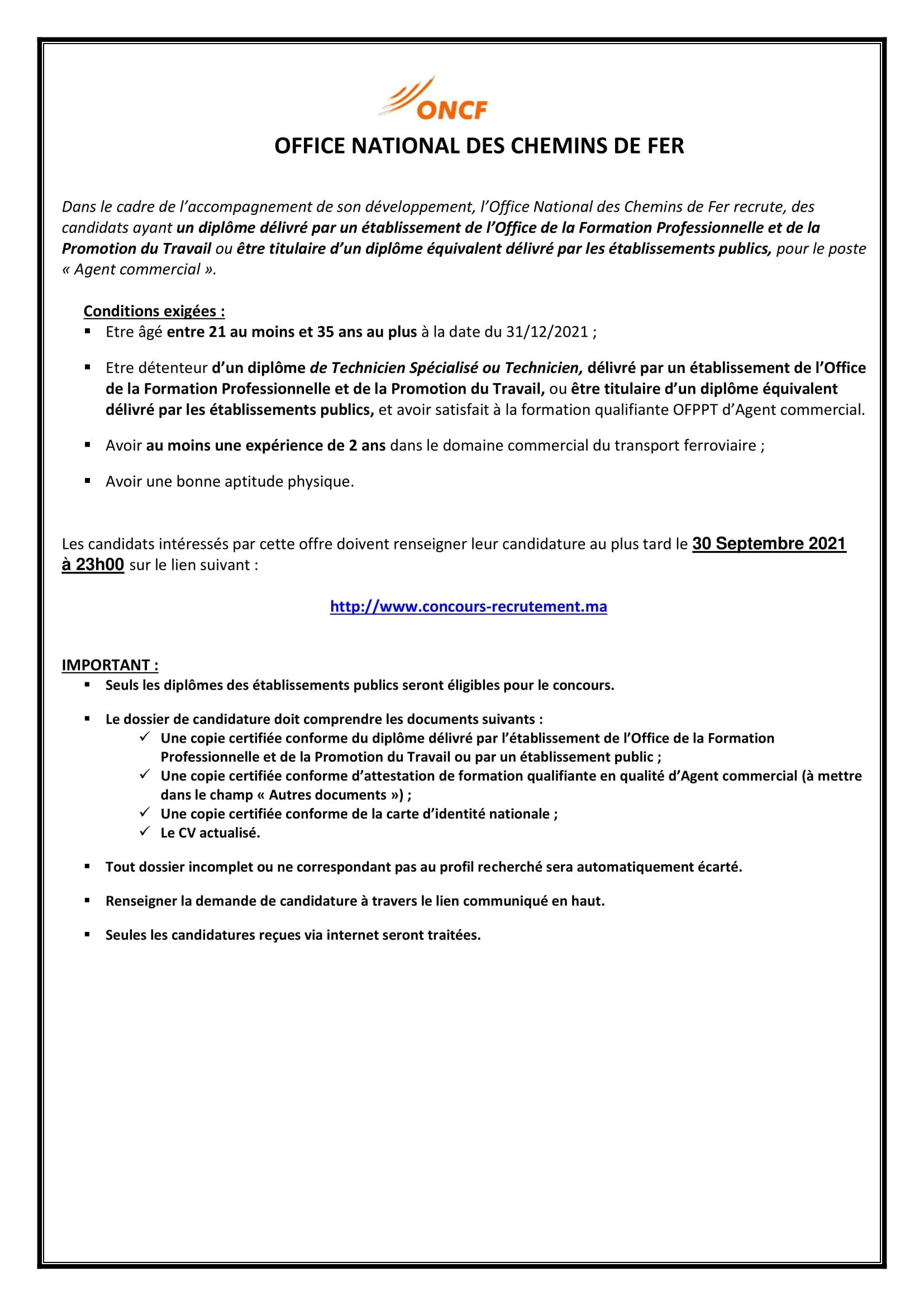 Annoncerecrutement2021Agentcommercial 1