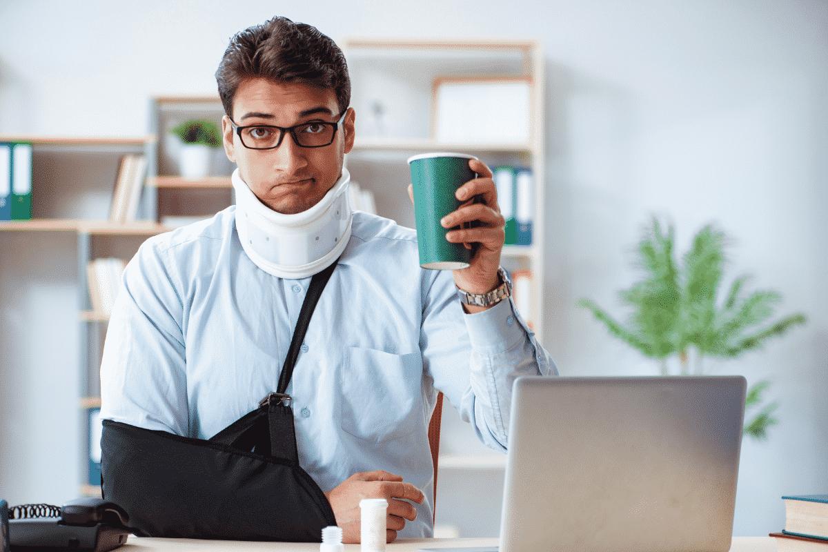 Accident du travail que dit la législation marocaine